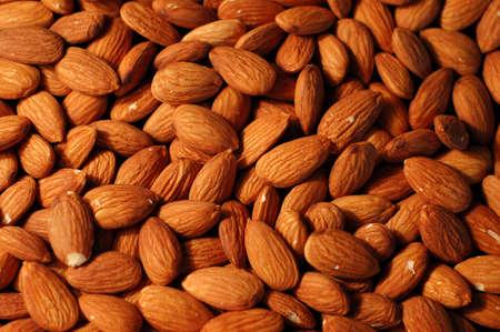 Almonds Stok Fotoğraf