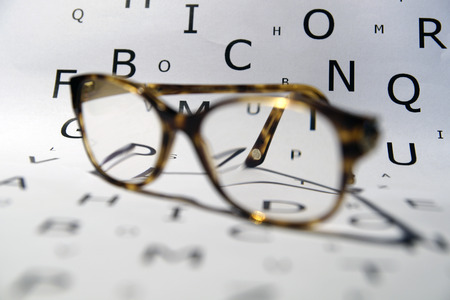 ophthalmic: glasses