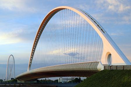 emilia: Calatrava bridge Editorial