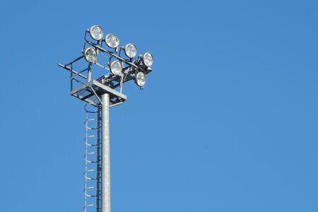 baseball stadium: Lamps stadium