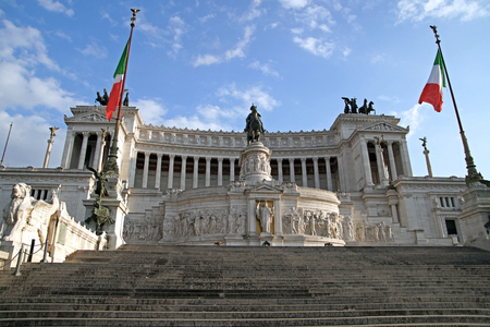 altar of fatherland: Altar of the Fatherland in Rome