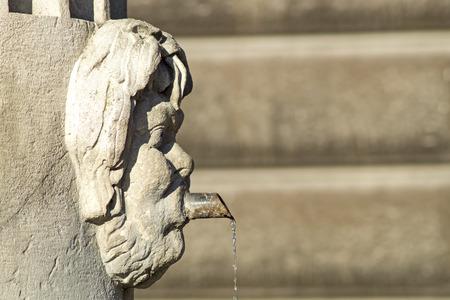 historic: historic fountain