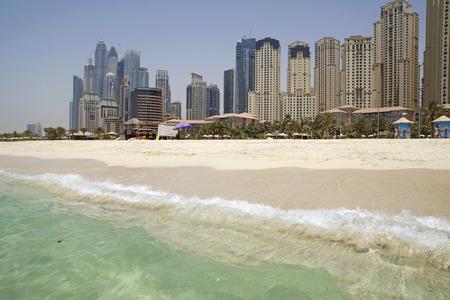 buiding: Dubai buiding Editorial
