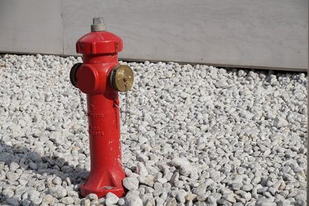 borne fontaine: hydrant