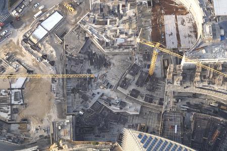 site: building site
