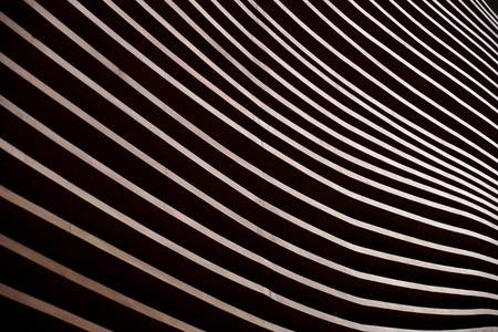 ve: modern wood lines Stock Photo