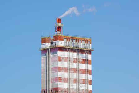 smokestack: smokestack industry