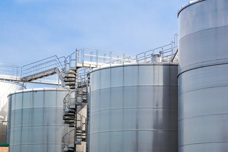 Storage silos for agricultural cereal products