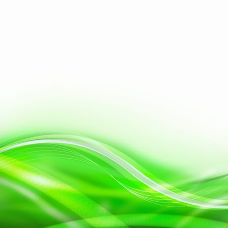 Abstract waves and particles, background image for your design Stock Photo - 6722012