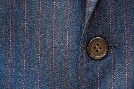 suite: Button on a business suite Stock Photo