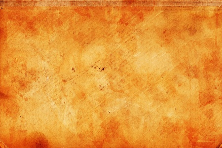 Grungy paper texture, image is suitable as a background for your design. Stock Photo - 13223470