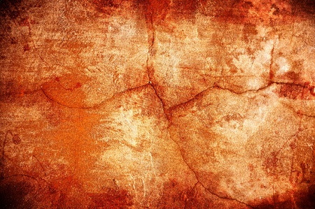 background abstracts: Old grunge obsolete wall, background texture image Stock Photo