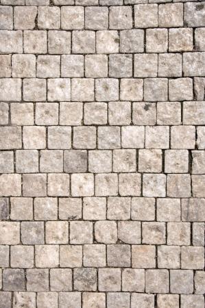 cobble: Cobble strada modello di pietra da Praga. Archivio Fotografico
