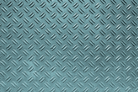 trampled: Worn metal texture with detail in high resolution Stock Photo