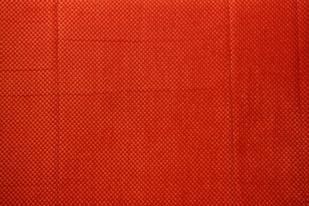 high resolution detailed background red cloth texture Stock Photo - 16383313