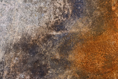 Rusty metal texture, corroded metal plates as abstract background image Stock Photo - 20752670