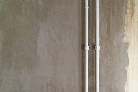 plaster wall: Textura de la pared de yeso como arquitect�nico resumen de antecedentes