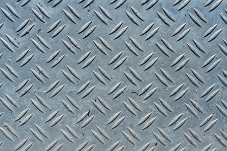 aluminum plate: Worn metal texture with detail in high resolution Stock Photo