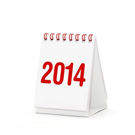 next year: Happy new 2014th year, next year conceptual image. Stock Photo