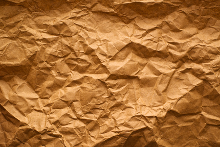 crumpled paper texture: Crumpled paper texture. Old recycled paper background. Stock Photo