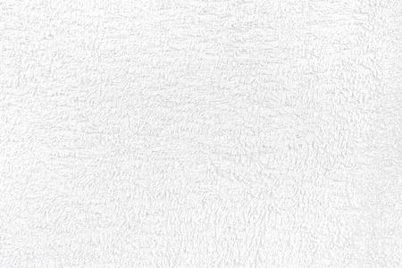 Handdoek textuur Vintage witte handdoek textuur Stockfoto