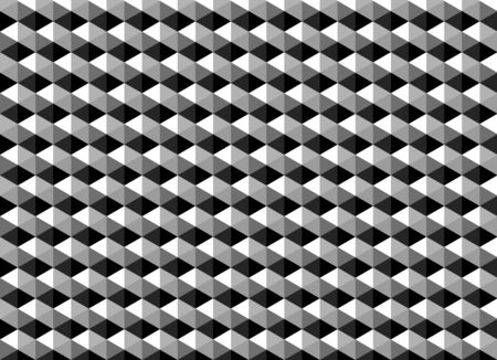 arty: Abstract monochrome geometric pattern as background