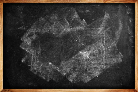 rasa: School blackboard texture Stock Photo