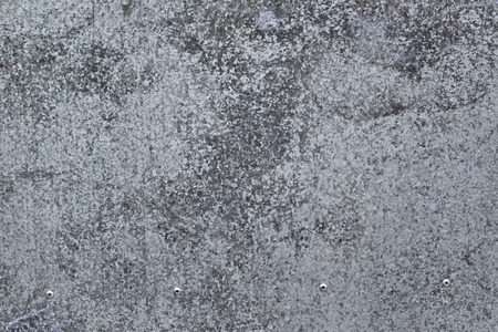 galvanize: Texture of Galvanized steel metal sheet coated with zinc to prevent rusting in process of galvanization.