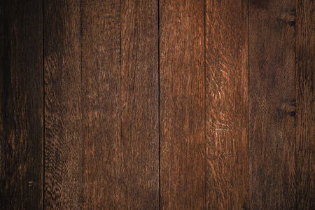Brown Wood Planks Texture Pattern as Background
