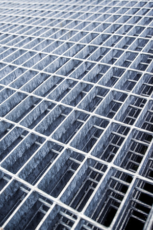 metal grid: Construction Industry Metal Grid Plates as Modern Constructive Material
