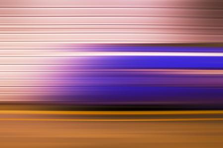 blur subway: Subway Train Speeding Underground, Abstract Motion Blur, Public Transportation Background