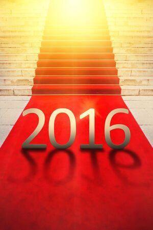 luz roja: Feliz A�o Nuevo 2016, Concept Alfombra Roja Exclusivo para Vips y celebridades Celebraci�n Ceremonial de eventos.