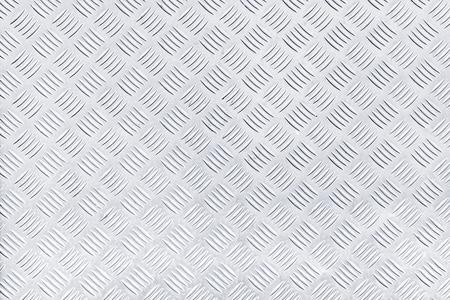 産業の背景としてダイヤモンド チェッカー プレート金属テクスチャ