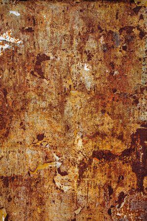 altmetall: Altmetall korrodierte Oberfl�che, detaillierte Textur der alten rostigen Metallplatte Lizenzfreie Bilder