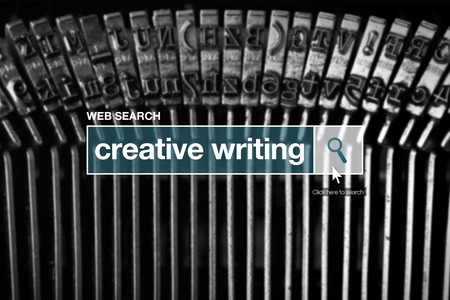 glossary: Web search bar glossary term - creative writing definition in internet glossary.