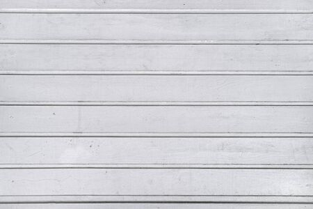 wood wall texture: White wood planks texture, pale painted wooden wall Stock Photo