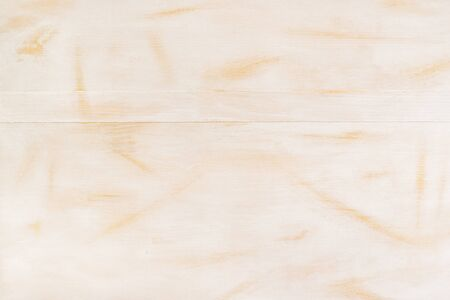 dry brush: Dry brush painted wood board, vintage wooden texture Stock Photo