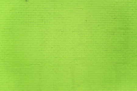texture backgrounds: Weathered green brick wall texture as background