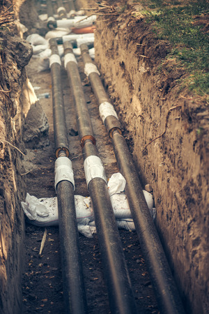 Reconstruction Of Central Heating System Pipes In Kaunas, Lithuania ...