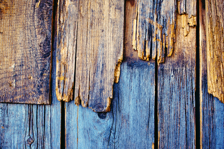 weathered: Rough weathered wood texture, obsolete wooden planks Stock Photo