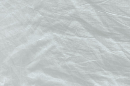 displacement: Unmade bed sheet texture, top view as abstract texture or displacement map