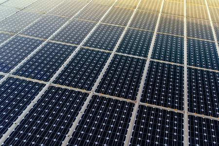 solarpanel: Solar panels surface, technology for renewable energy and power industry