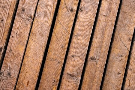 Stock Photo   Weathered Outdoor Patio Wooden Flooring Texture, Hardwood  Planks Background
