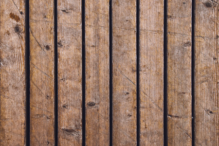 Attirant Stock Photo   Top View Of Outdoor Patio Hardwood Flooring Texture,  Weathered Wooden Planks Pattern