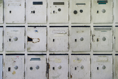 Apartment Mailbox Stock Photos And Images - 123RF