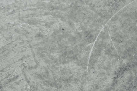 Grunge concrete surface flooring as background, directly above view