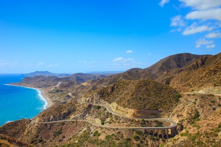 Cabo de Gata-Nijar Park is Andalucia photo