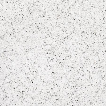 Kwartsoppervlak voor badkamer of keuken witte aanrecht Hoge resolutie textuur en het patroon