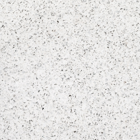 Quartz surface for bathroom or kitchen white countertop  High resolution texture and pattern  photo