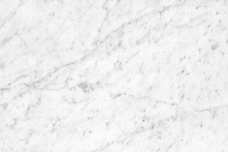 Wit Carrara marmer natuurlijk licht voor badkamer of keuken witte aanrecht. Hoge resolutie textuur en patroon. Stockfoto